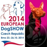 SOFA Dog Wear - EDS 2014, Brno 23. - 26. 10. 2014