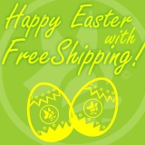 SOFA Dog Wear - Happy Easter with Free Shipping!