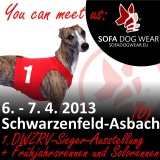 SOFA Dog Wear - 6. - 7. 4 2013 - Schwarzenfeld - Asbach (D)