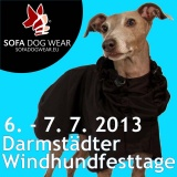 SOFA Dog Wear - DARMSTADT 6th and 7th of July 2013