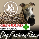 SOFA Dog Wear - Dog Fashion Show in Greyhound Park Motol (Prague, CZ)