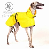 SOFA Dog Wear - New colours of raincoats - Zoe in yellow
