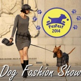 SOFA Dog Wear - 22. 6. 2014 - Dog Fashion Show at Pestfest 2014