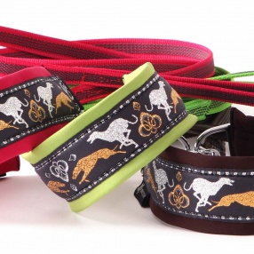 Soft & Friendly  (Textil collars and leads)